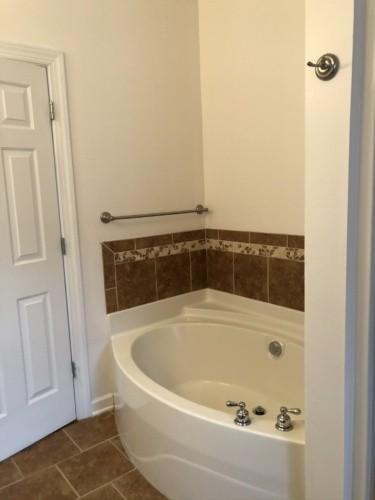 old soaking tub